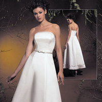 Wedding Dresses, Fashion, dress, Strapless, Strapless Wedding Dresses, Allure Bridals