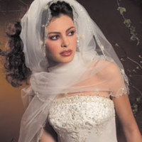Wedding Dresses, Veils, Fashion, dress, Veil, Allure Bridals