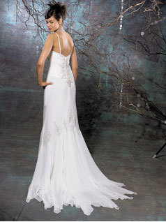 Wedding Dresses, Fashion, dress, Allure Bridals, Sheath, Sheath Wedding Dresses