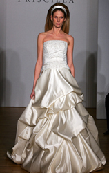 Wedding Dresses, Ball Gown Wedding Dresses, Fashion, dress, Strapless, Strapless Wedding Dresses, Ballgown, Priscilla of boston