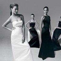 Bridesmaids, Bridesmaids Dresses, Wedding Dresses, Fashion, black, dress, Amsale