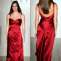 Bridesmaids, Bridesmaids Dresses, Fashion, red, Lazaro
