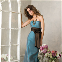 Bridesmaids, Bridesmaids Dresses, Fashion, blue, brown, Jim hjelm