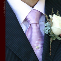 Flowers & Decor, white, purple, Boutonnieres, Flowers, Boutonniere, Simply blooms