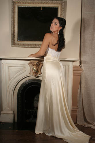 Wedding Dresses, Fashion, dress, Train, Jinza bridal couture