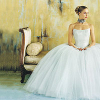Wedding Dresses, Ball Gown Wedding Dresses, Fashion, dress, Ballgown, Tulle, Justina mccaffrey, tulle wedding dresses