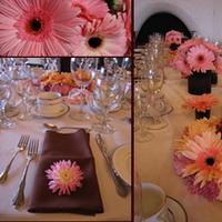 Flowers & Decor, pink, brown, Flowers, Simply blooms