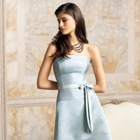 Bridesmaids, Bridesmaids Dresses, Fashion, blue, Jim hjelm