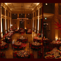Reception, Flowers & Decor, red, Flowers, Simply blooms