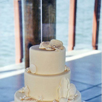 Cakes, blue, cake, Beach, Beach Wedding Cakes, Beaux gateaux celebration cakes