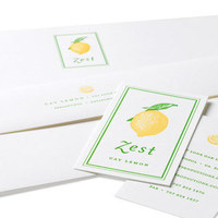 Stationery, Invitations, A day in may