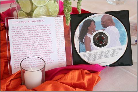Favors & Gifts, orange, pink, Favors, Cd
