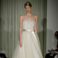 Wedding Dresses, A-line Wedding Dresses, Fashion, dress, Strapless, Strapless Wedding Dresses, A-line, Angel sanchez