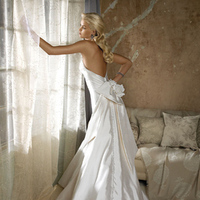 Wedding Dresses, Fashion, dress, Train, Jim hjelm