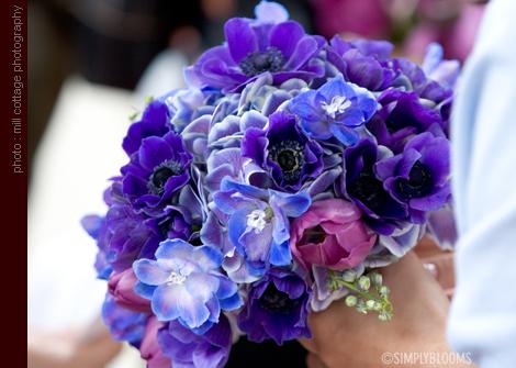 Flowers & Decor, blue, Bride Bouquets, Flowers, Bouquet, Simply blooms