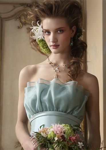 Bridesmaids, Bridesmaids Dresses, Fashion, green, Jim hjelm