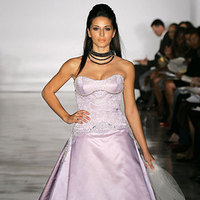 Wedding Dresses, A-line Wedding Dresses, Fashion, purple, dress, Strapless, Strapless Wedding Dresses, A-line, Kenneth pool