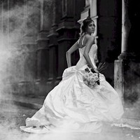 Wedding Dresses, Ball Gown Wedding Dresses, Fashion, dress, Strapless, Strapless Wedding Dresses, Ballgown, Justina mccaffrey
