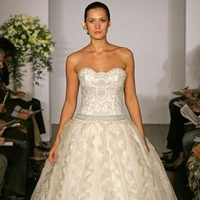 Wedding Dresses, Ball Gown Wedding Dresses, Fashion, dress, Strapless, Strapless Wedding Dresses, Ballgown, Kenneth pool