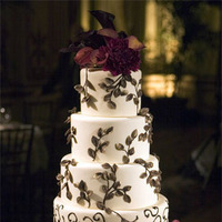 Cakes, brown, cake, Beaux gateaux celebration cakes