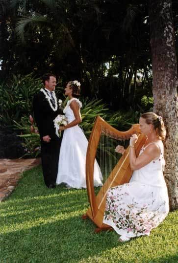 Harp, Lisa porter