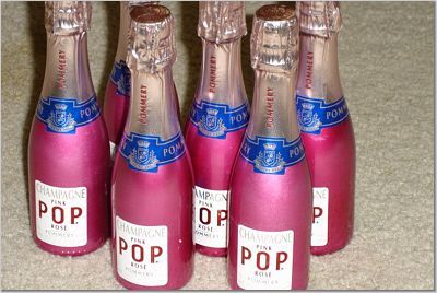Favors & Gifts, ivory, pink, Favors, Champagne