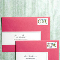 Stationery, Invitations