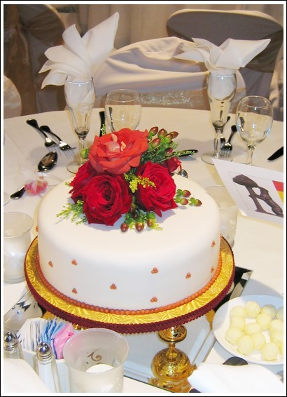 Reception, Flowers & Decor, Cakes, cake, Centerpieces, Centerpiece, Sweet traders