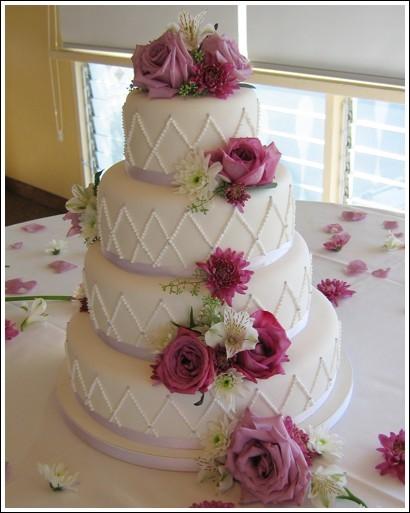 Cakes, pink, cake, Sweet traders