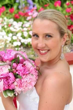 Beauty, Flowers & Decor, pink, Makeup, Flowers
