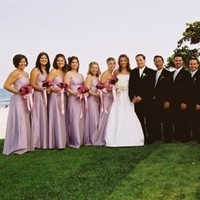 Bridesmaids, Bridesmaids Dresses, Fashion, purple, Groomsmen, Bride, Groom, Guys
