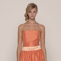 Bridesmaids, Bridesmaids Dresses, Fashion, orange, Jenny yoo