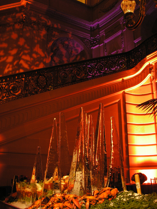 Reception, Flowers & Decor, Lighting, Got light