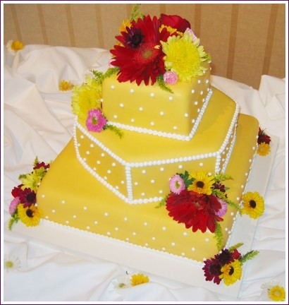 Cakes, yellow, cake, Sweet traders