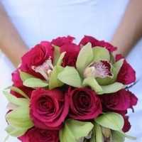Flowers & Decor, pink, green, Bride Bouquets, Flowers, Bouquet