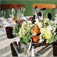 Centerpieces, Vineyard Wedding Flowers & Decor