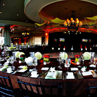 Reception, Flowers & Decor, brown, Silver creek country club