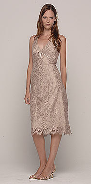 Bridesmaids, Bridesmaids Dresses, Fashion, white, brown, Beige, Jenny yoo