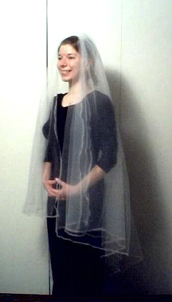 Julie ann elizabeth custom veils