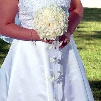 Flowers & Decor, white, Bride Bouquets, Flowers, Bouquet, Masseys house of flowers