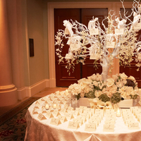 Flowers & Decor, Decor, Square, Escort, Table, By, Designs, Root