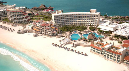 Hyatt cancun caribe