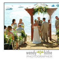 Ceremony, Flowers & Decor, Beach, Beach Wedding Flowers & Decor, Wendy hithe photography