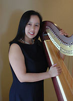 Ceremony, Flowers & Decor, Harp, Harpist, Pianist, Graceful music