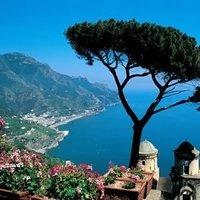 Destinations, Europe, Hotel caruso in ravello, italy