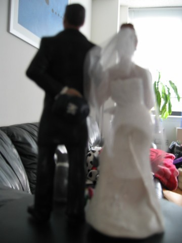 My Project Wedding Board