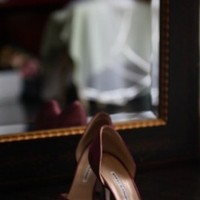 Shoes, Fashion, red