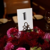 Reception, Flowers & Decor, pink, red, Flowers