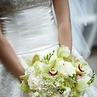 bridal bouquet, Luna gardens