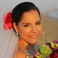 Bride, Monica, Jenny karl, santa, Ca